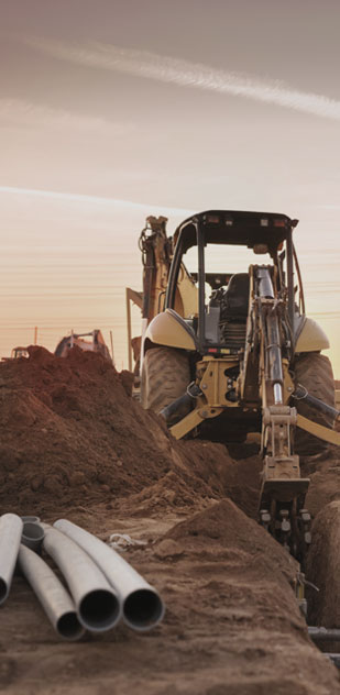 JT Industrial LLC cistern excavation
