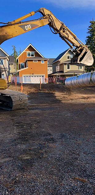 JT Industrial LLC driveway removal